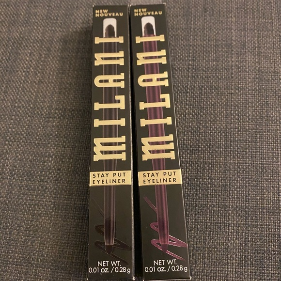 Milani Other - Milani Stay Put 16HR Eyeliner for TWO